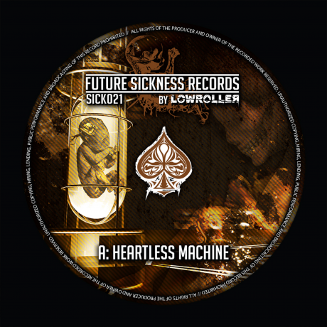 Heartless Machine EP